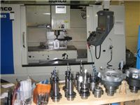 Composite Machining
